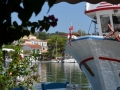 Lefkas is sunny and relaxing