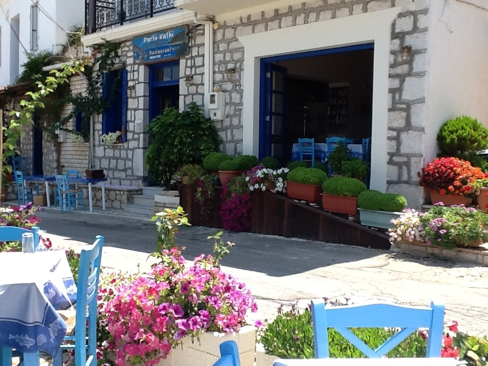 Taverna picture in Meganissi