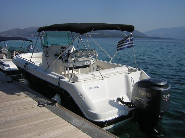 Rent a boat Lefkada | Sport Boat Charter