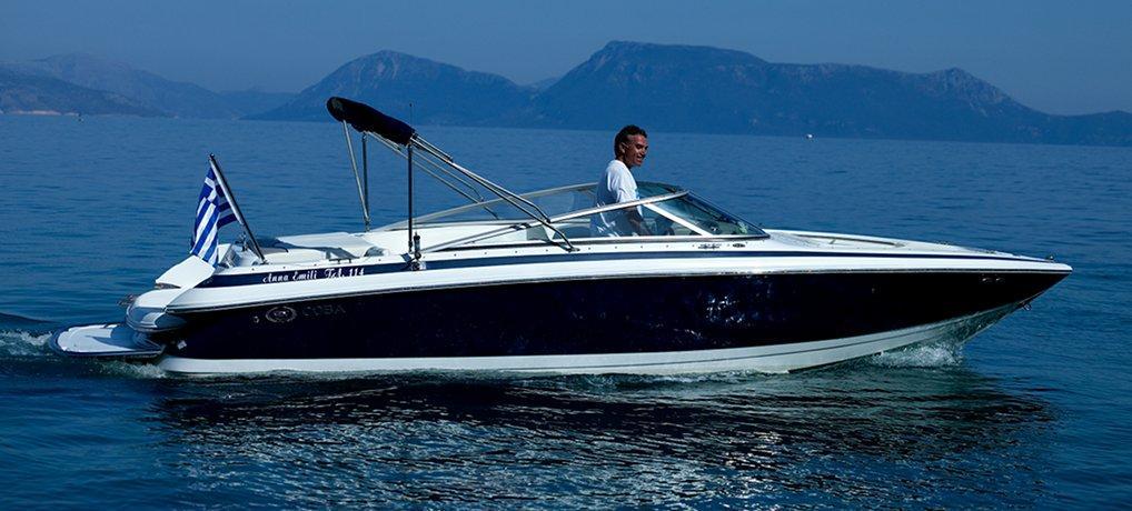 Boat Rental Lefkas
