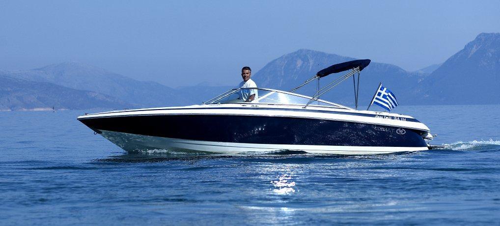 Rent a boat Lefkada | Sport Boata Charter