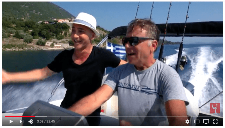 See The Video From Sport Boat Charter